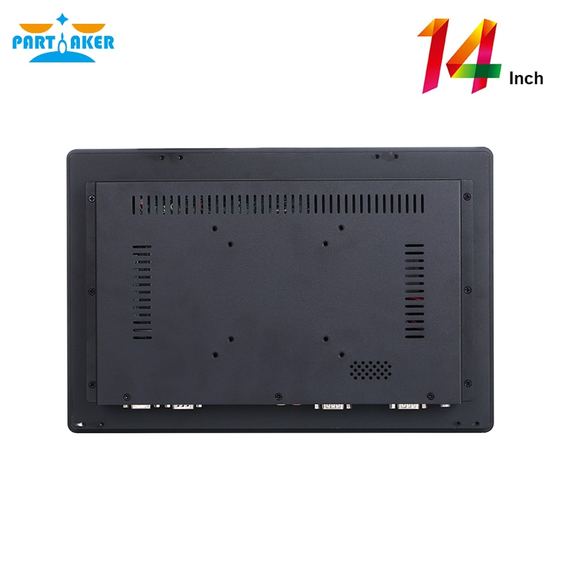 Partaker Elite Z10 Desktop All In One PC With 14 Inch Desktop 10 Points Capacitive Touch Screen Intel Core I5 3317u enlarge
