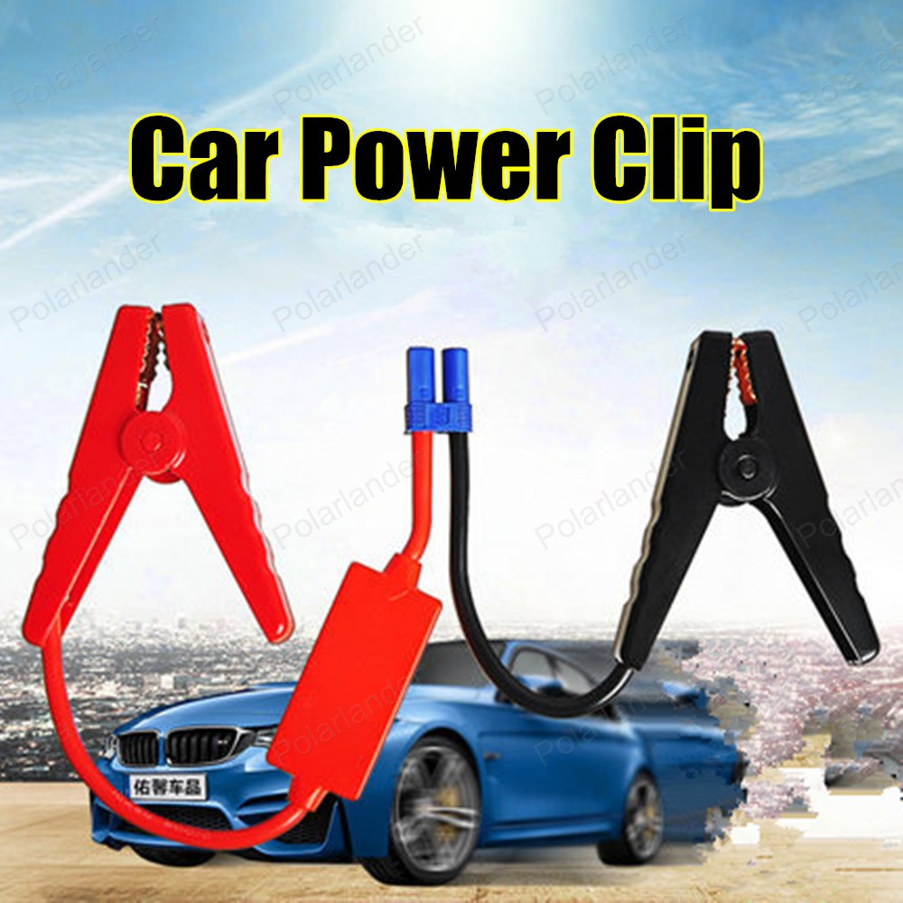 Автомобильный пусковой инструмент, аксессуары 10Awg аварийного 200A автомобильный Аллигатор зажим питания батареи зажимы кабель EC5 разъем