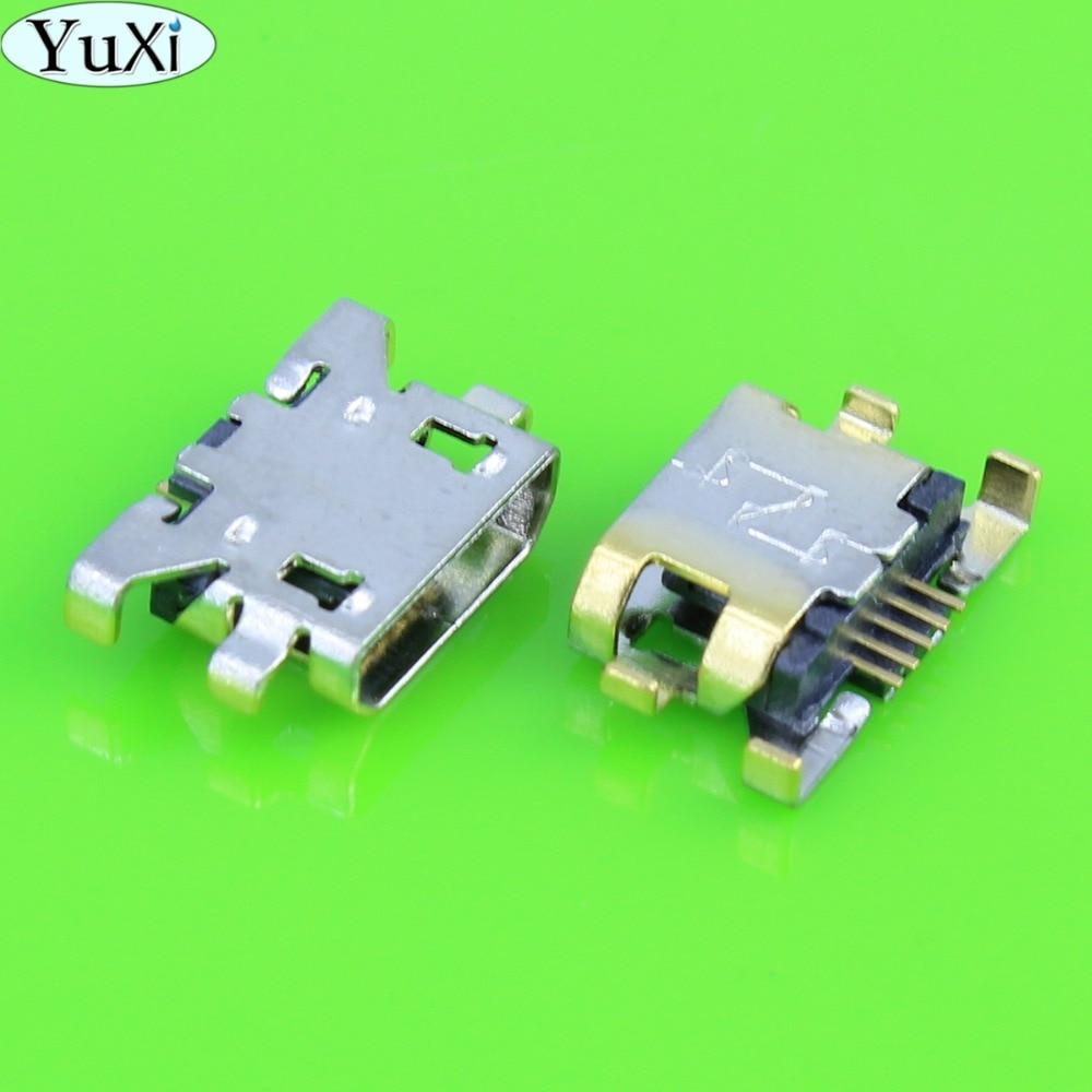 YuXi 15 unids/lote para xiaomi para Redmi Note4 Note3 3S 3X Puerto cargador mini Puerto de carga Micro USB conector de base