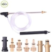 Pistolet de sablage à haute pression   Kit de sablage et de sablage pour adaptateur Karcher LAVOR BOSCH
