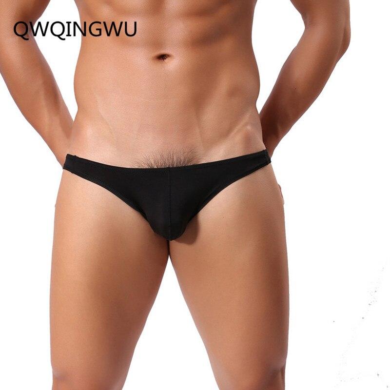 Escritos de los hombres hombre bragas Spandex Bikini Ropa interior Calzoncillos transpirable de los calzoncillos de los hombres Sexy slips de nailon hombre para Lencería de hombre