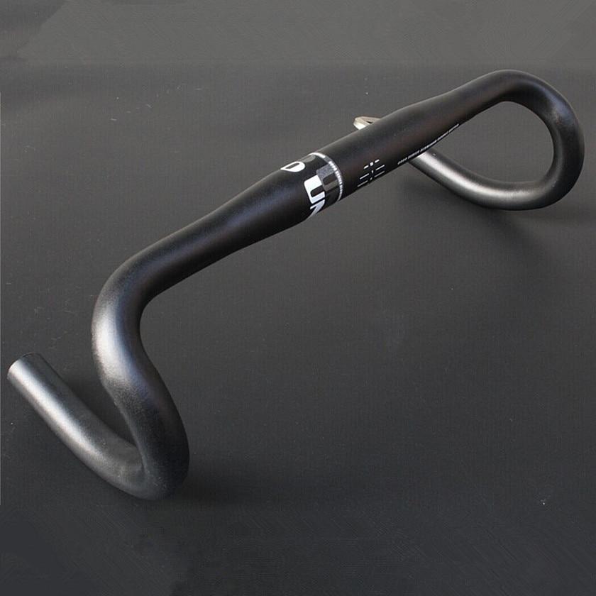 UNO Aluminum alloy road bike racing bicycle bent handlebar 31.8mm*420mm /440mm /380mm / 400mm cycle bar  Internal alignment