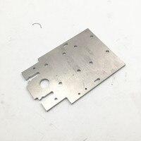 Алюминиевая каретка Funssor FLSUN Cube с печатной головкой, каретка для обновления FLSUN Cube, детали для 3D-принтера