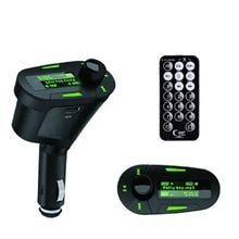 Auto MP3 Freihändiger FM übertragen Radio Adapter USB SD MMC Auto ladegerät Auto Kit MP3 modulator Player Auto stereo