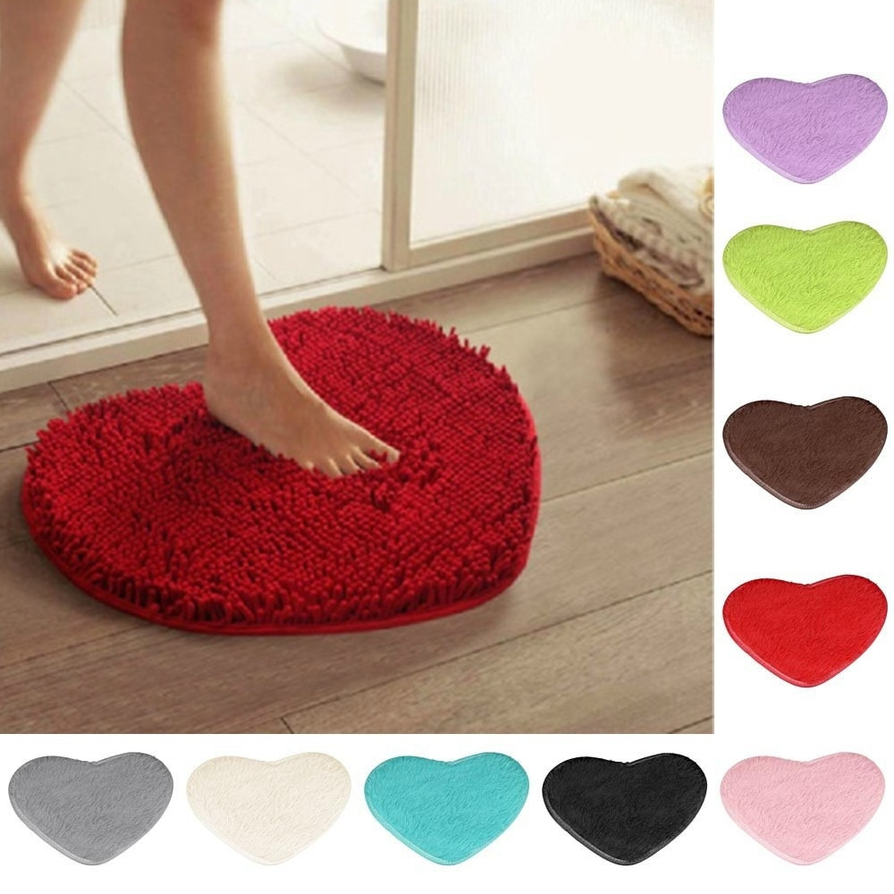 Прямая поставка 40*28 см Нескользящие коврики для ванной кухни Ванная комната