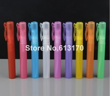 10ml 1/3OZ stylo parfum vaporisateur 10cc vide parfum bouteille parfums atomiseur emballage bouteille pour femmes hommes livraison gratuite