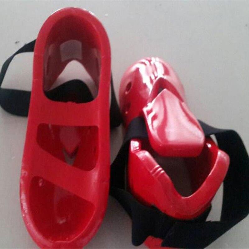 ITF-واقي القدم للتدريب والتايكوندو ، للأطفال والكبار ، واقي القدم للكاراتيه ، وفنون الدفاع عن النفس ، وحماية TKD عالية الجودة