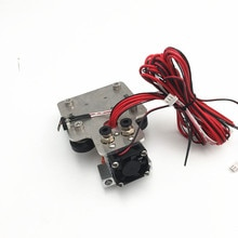 Funssor HE3D/Tarantula алюминиевый двойной hotend набор для перевозки тарантула двойной экструдер апгрейд полный комплект