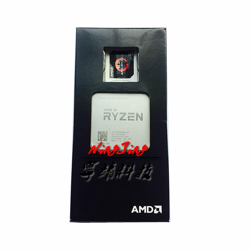 AMD Ryzen 5 1500X R5 1500X 3.5 GHz Quad-Core CPU Processor YD150XBBM4GAE Socket AM4