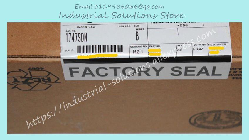 Nuevo 1747-SDN 1794-OE4 1746-NI16I control industrial PLC módulo 1747SDN 1794OE4 1746NI16I