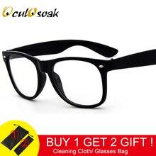 2019 rétro mode lunettes cadre hommes femmes rétro vintage cadres décoratifs avec des lentilles claires ronde verre cadre oculos de grau
