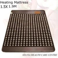 new style heat jade physical therapy sleep mattress tourmaline health care mattress good sleep mat ac220v 1 5x1 9m 59x74 8