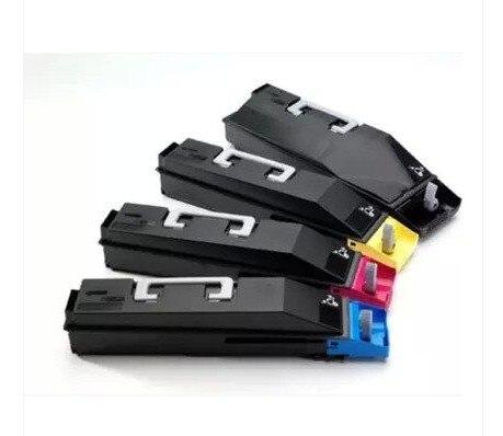 Cartucho de toner compatível para KyoceraTASKalfa 400 500 550c 552ci 650c TK-855 750c/856/857/858/859 cartucho de toner