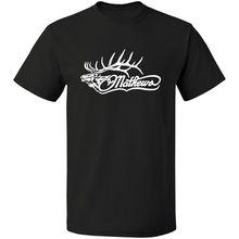 Tir à larc Solo Cam Mathews Huntinger T-shirt S-3XL 100% coton livraison gratuite homme mode col rond T petit haut Tee