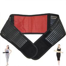 Ceinture de taille auto-chauffant Tourmaline thérapie magnétique masseur ceinture taille accolade minceur bois de sciage stimulateur musculaire du ventre Relax 3XL