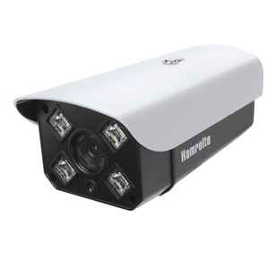 Hamrolte IP Camera H.265 Onvif 5MP 3MP 2MP Outdoor Camera Support Motion Detection Access Remote Web Browser Max 30M IR Distance