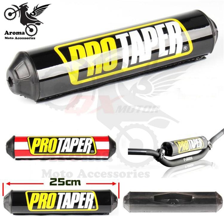 Corridas de moto rcycle rodada handle bar proteção corridas de moto cross pro peças de moto cross bar pad para KTM sujeira pit bicicleta guiador pad