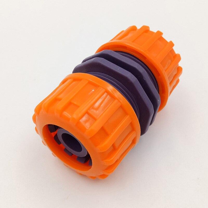 Conector de manguera de tubo de agua de jardín de 1/2 pulgadas, conectores rápidos de unión para reparación de Mender, adaptador de conexión de unión con fugas Práctico 1 Uds.