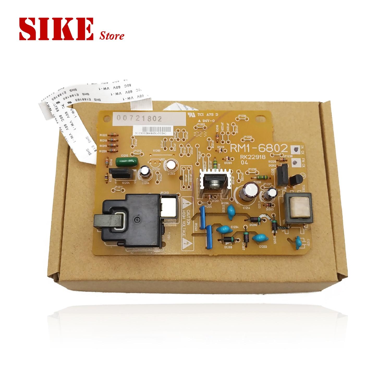 RM1-6802 transferência secundária pca de alta tensão para hp m750 m750dn m750n m775 m775dn m775z 775 770 placa de alta tensão