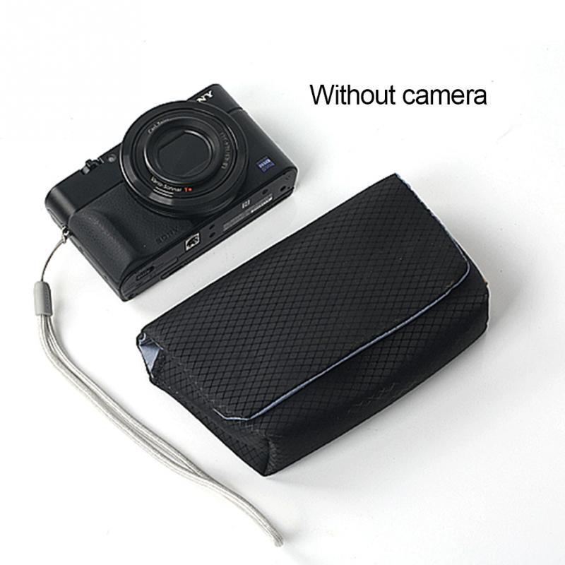 Чехол для цифровой камеры Sony RX100 RX100M2 RX100M3 RX100M4 RX100M5 RX100M6 для Canon Nikon Leica Fujifilm камера сумка