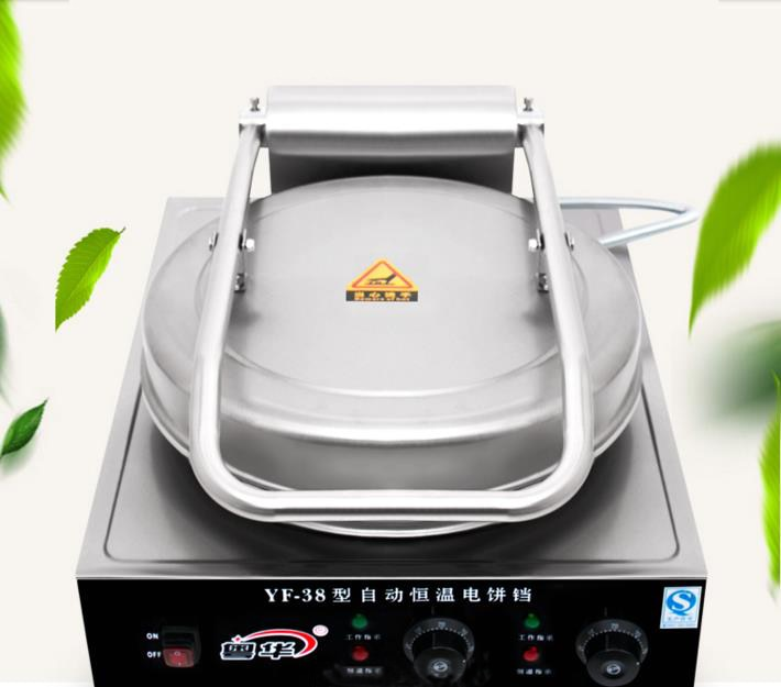 Commercial Crepe Maker Electric Pancake Machine Crepe Maker Commercial Electric Baking Pan Electric Pancake Making Machine hot sale popular 5l commercial spanish churro maker machine with 6l fryer maker churros making machine with ce in high quqlity