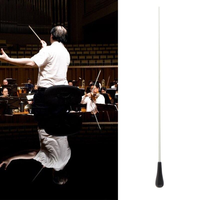Música concierto ritmo banda Director Conductor bastón 38,5 cm instrumento Musical