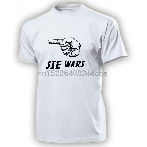 2020 neue Mode T Hemd Sie Krieg & #39s nach rechts Schuldiger Person Mann Finger Spaß Humor - T Shirt Sommer T-shirt