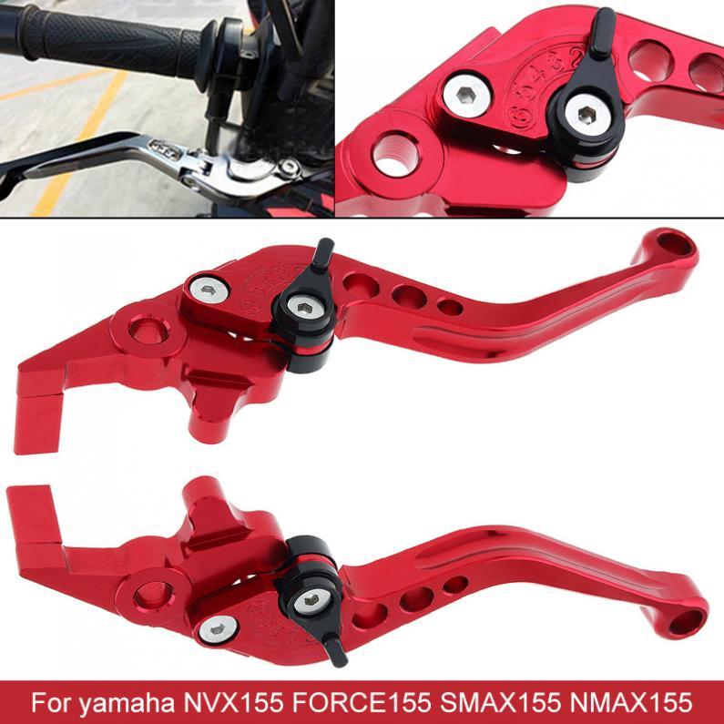 Cilindro maestro de embrague de freno de motocicleta, bomba de freno de embrague CNC, depósito de bomba hidráulica, palanca para Yamaha /NVX155 / FORCE155