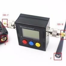SURECOM SW-102 SW102 125-520 Mhz Digital VHF/UHF Power & SWR Meter for Handheld radio testing