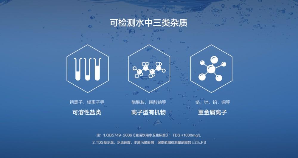 Xiaomi miernik TDS tester Przenośny Wykrywania Pióra Wody Jakości Test Jakości Pióra Testowego EC TDS-3 Tester Miernik Cyfrowy 4