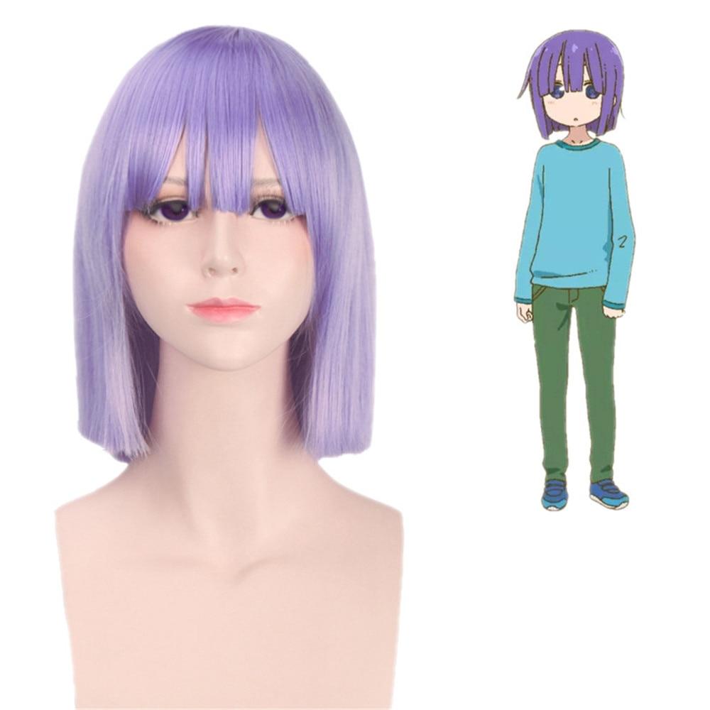 La señorita Kobayashi es Dragón criada Magatsuchi Shota peluca Kobayashi-san Chi no dama dragón Cosplay peluca Shota Masabu peluca de Halloween