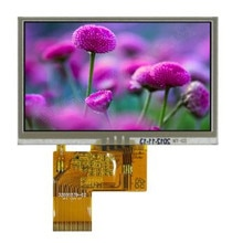 Écran Winstar WF43GTIAEDNT0 LCD module TFT couleur 480x272 RGB 4.3
