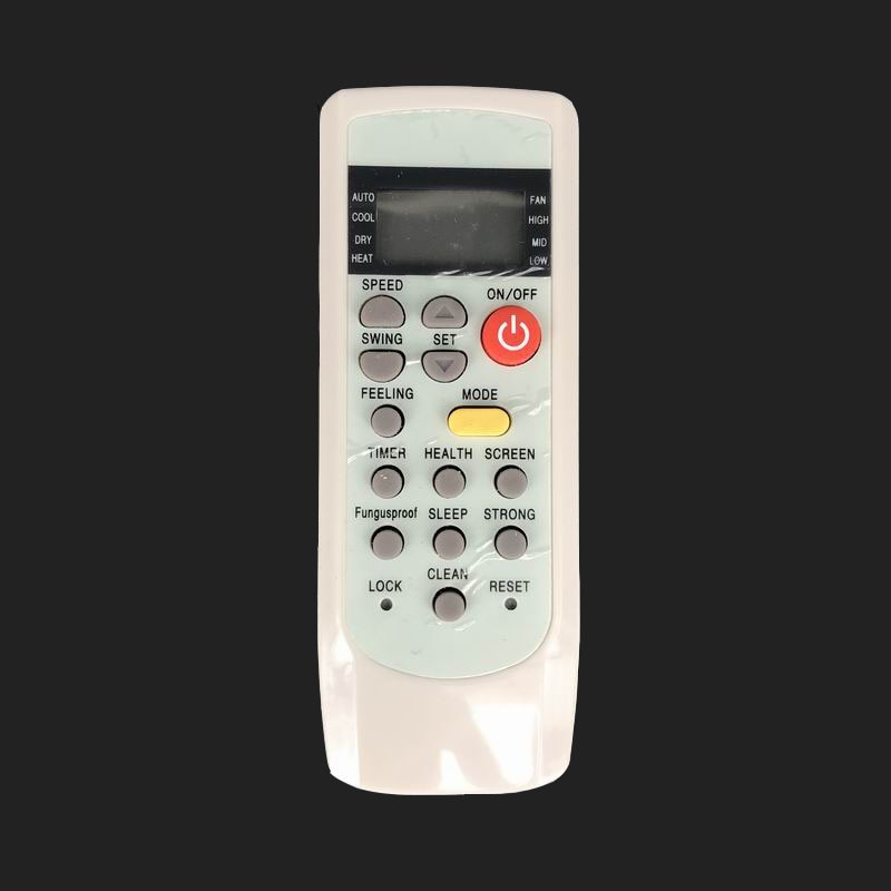 New Replacement For AUX YKR-1/010E AC A/C Remoto Controller  Air Conditioner Remote Control Fernbedienung недорого