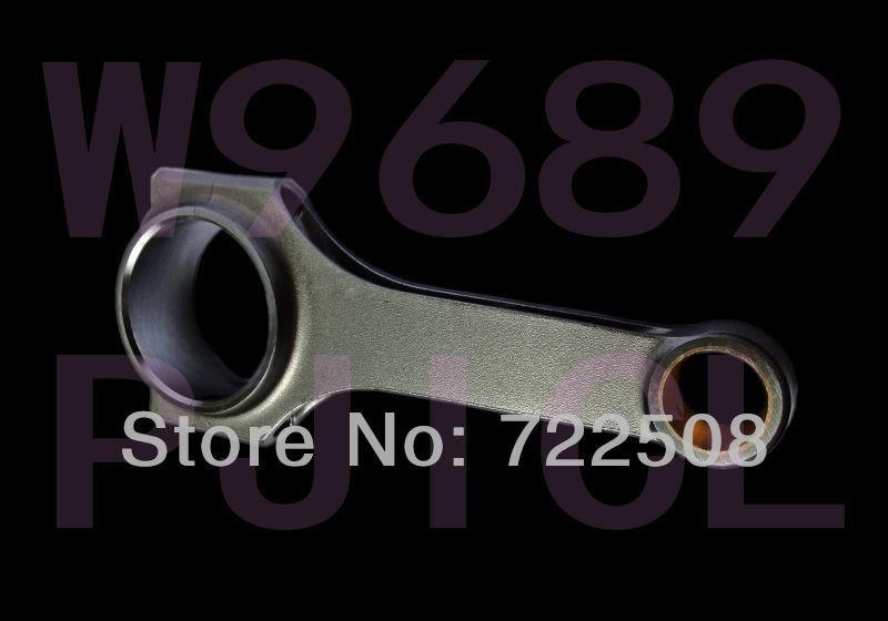 Para Opel Corsa B 1,6 GSi Tigra Astra G/MK3 F X16XE C16XE t bielas Stahlpleuel mit H Schaft bielle biella biela