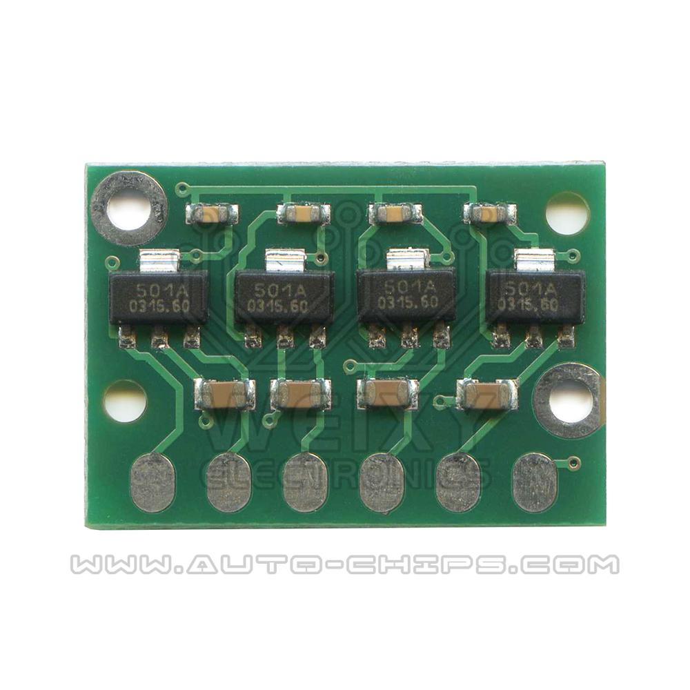 Sensor de engranajes para BM 6HP19 TCU & EGS (cajas de cambios)