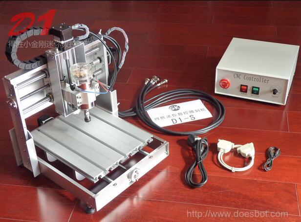 D1-sa Mini-آلة نقش CNC ، 300 واط ، Mach3 ، PCB ، DIY ، 2020 CNC ، آلة نقش صغيرة ، 4 محاور ، وحدة تحكم USB