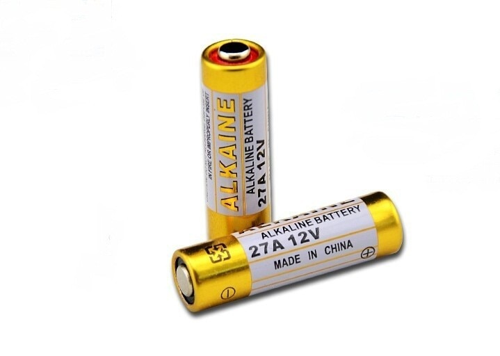 20 piezas/27A batería 12V MN27 GP27A A27 L828 batería para timbre pilas alcalinas Control remoto