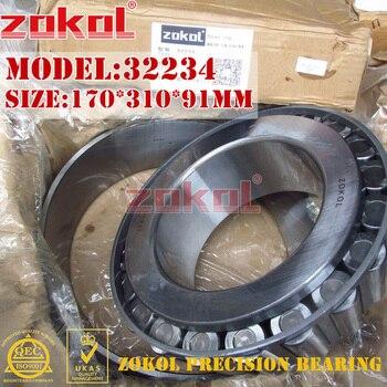 ZOKOL bearing 32234 7534E Tapered Roller Bearing 170*310*91mm
