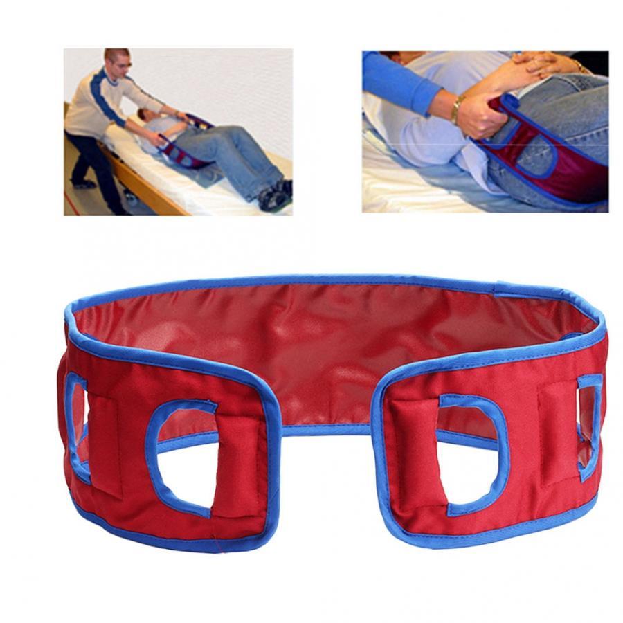 Medical Transfer Belt Patient Paralysis Nursing Gait Lift Sling Assistant Health Care Braces Supports v