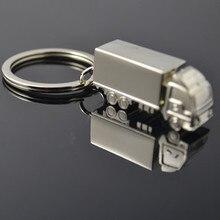 Nouveauté camion porte-clés porte-clés en alliage porte-clés cadeau porte-clés