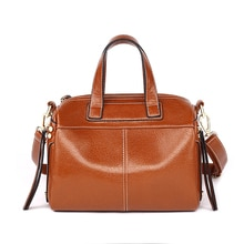 Sacos do mensageiro das mulheres do vintage bolsas de couro genuíno feminino marca luxo bolsas de couro real crossbody moda 2018 novo t48