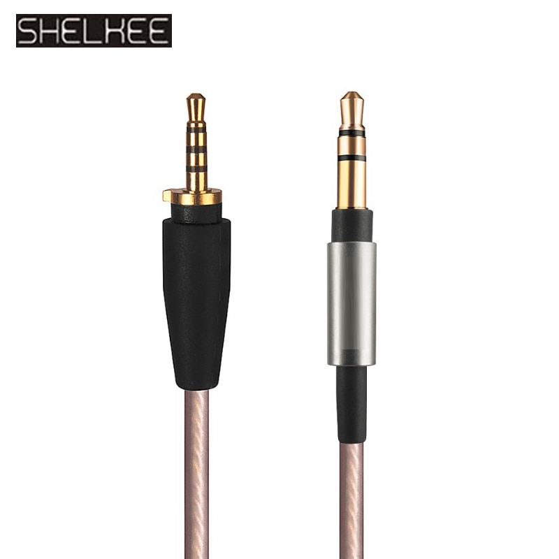 High quality silver plated upgrade audio cable cord Line For Sennheiser Urbanite XL on / Over Ear Ca
