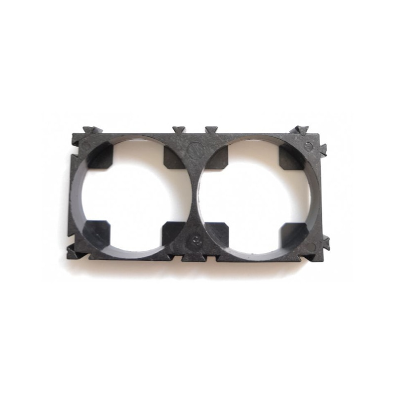 50 шт./лот 2P 32650 Батарейный держатель кронштейн 32650 батарейный блок DIY