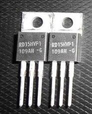 RD15HVF1 RD15HVF1-101 RD15 HVF1 NEW ORIGINAL 10PCS/LOT replaced 2SC1972