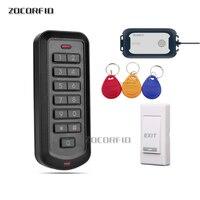Avoid wiring Access Control Kits Electric Door Lock Security Door With Wireless 2.4GHZ Password Keypad