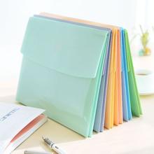 FGHGF A4 dossier Durable porte-documents sac papier dossiers pour fournitures de papeterie de bureau scolaire