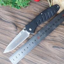Ganzo G738 Firebird F738 58-60HRC 440C lame G10 poignée EDC couteau pliant couteau de poche survie en plein air chasse Camping outil