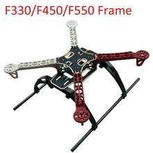 Drone F330 F450 F550 avec cadre 450 pour RC MK MWC 4 axes RC Multicopter quadrirotor héli multi-rotor avec train datterrissage