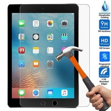 9H Tempered Glass for Apple for IPad Pro 9.7 2017 Glass Screen Protector Protective Film Tablet Acce