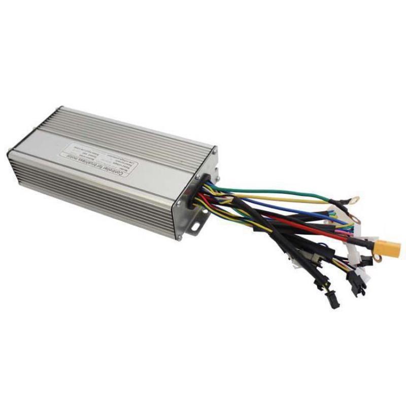 36V 750W/48V 1000W Brushless DC Motor Sine Wave Controller For Hub Motor